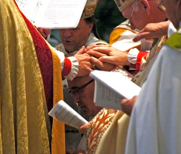 Consecration of Bishop Ilgenfritz